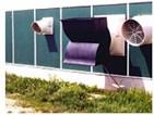 Free Flow Wind Diverter