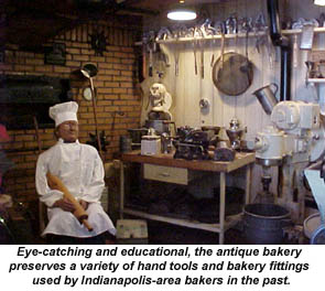 Fantasyland of gifts provides a profitable setting for bakery foods