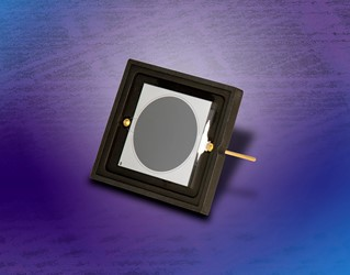Opto Diode's AXUV63HS1 - High-Speed, 9 mm² Circular Photodiode For Electron Detection