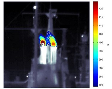 Standoff Midwave Infrared Hyperspectral Imaging Of Ship Plumes