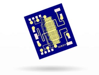 0.5-6 GHz GaN 40 Watt SPDT Switch: TGS2354