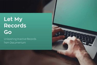 Let My Records Go: Unleashing Inactive Records From Documentum