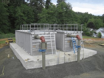 MRI Water Treatment Package Systems