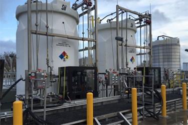 VigorOx® WWT II Chemical Disinfectant