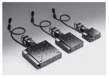 High Performance Motorized Stages: HPS Series