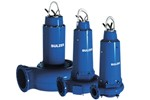 Submersible Sewage Pump Type ABS XFP 30-750 kW