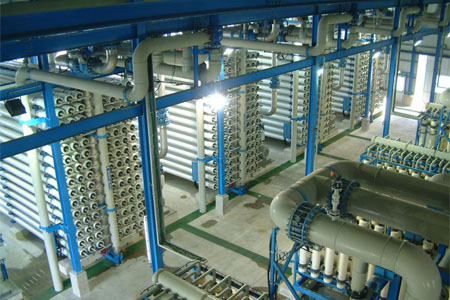 Fluence Desalination