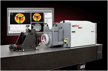 Ultra-High-Resolution Verifire™ HDX Laser Interferometer System For 3D Metrology