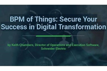 BPM Of Things: Secure Your Success In Digital Transformation