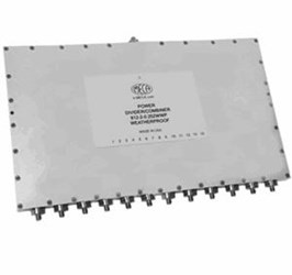 5 To 500 MHz 12-Way Power Divider: 812-2-0.252WWP