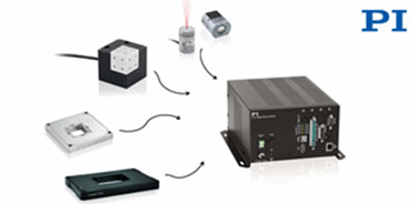 PI's New 4-Channel Dynamic Cost-Effective Digital Piezo Controller