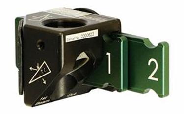Portable Laser Beam Splitter For Small Beam Diameters: Ophir® LBS-300s