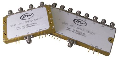 5-18 GHz Solid State RF Switches