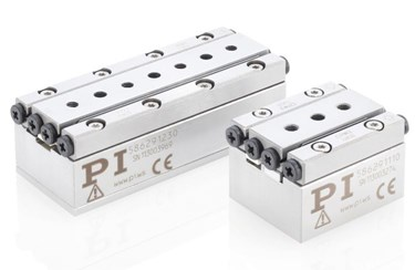 LPS-24 Linear Translation Stage Driven by Miniature Piezo Nanopositioning Motor