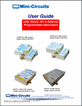 USB, RS232, SPI, And Ethernet Programmable Attenuators User Guide