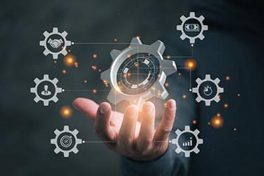 Gears workflow process management