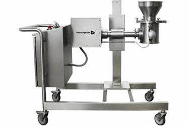 Pharmaceutical Pilot Mill: Uni-Mill M10-U