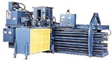 Open-end Extrusion Baler