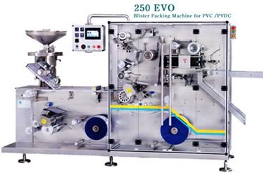 Pharmaceutical Blister Packing Machine: 250 EVO