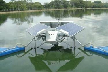 Solar-Powered Circulators Turnaround WWTP Lagoon's Issues