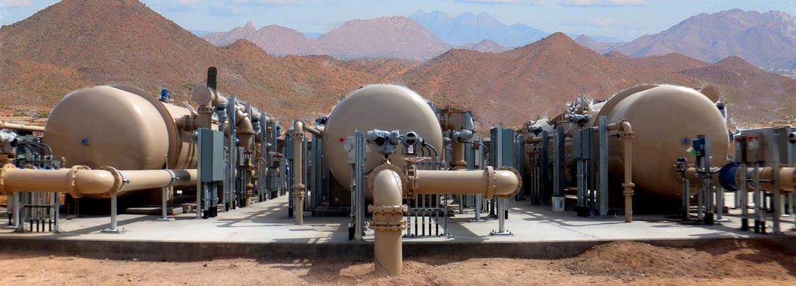 Arsenic Removal Pilot Study Meets California Standards