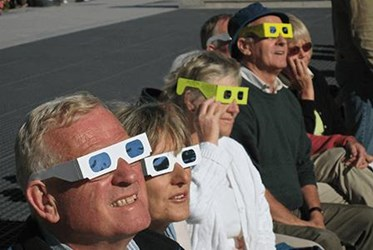 The Solar Eclipse And Other Irrelevancies