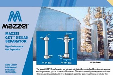 GDT Gas Separator: High-Performance Gas Separation
