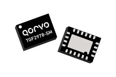 20W, 32V, DC-12 GHz GaN RF Transistor: TGF2978-SM