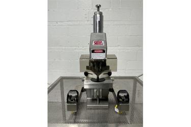 Used Genesis Benchtop Vial Crimping Equipment