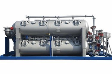 Vortisand® Cross-Flow Submicron Filtration Systems