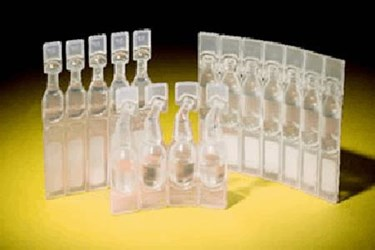 Single Dose Blow/Fill/Seal Pharmaceutical Vials
