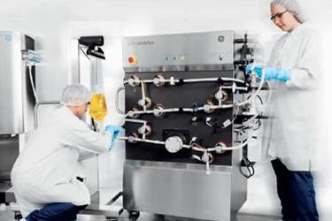 ÄKTA Readyflux Single-Use Filtration System