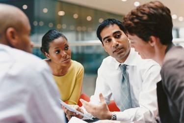 Speaking meeting