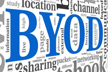 Health Data Security With BYOD