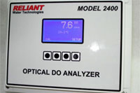 Model 2400 Optical Dissolved Oxygen Analyzer Brochure