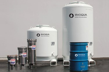 Aqua Scrub™ Low Pressure Liquid Phase Adsorbers