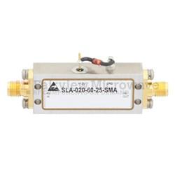 1-2 GHz Limiting Amplifier: SLA-020-60-25-SMA