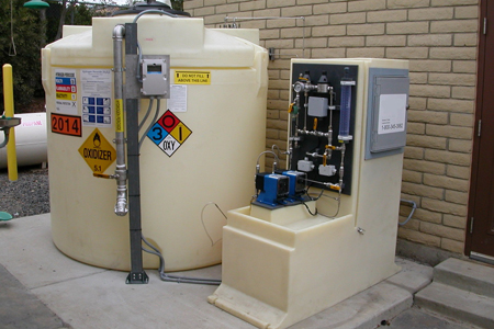 Odor Corrosion Control Chemical Products And Service