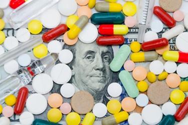 Pills Capsules Money