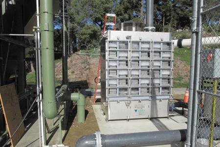 Innovative solutions to drinking water decontamination in small and medium treatment plants - Innovative water decontamination project ...