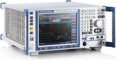 EMI Test Receiver and Signal/Spectrum Analyzer