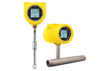 ST80 Thermal Mass Flow Meter Launches With Breakthrough Adaptive Sensing Technology