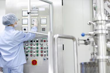 Pharma Lab Worker
