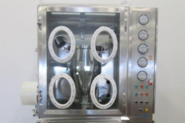 HOWORTH DISCHARGE ISOLATOR WITH RECEIVER