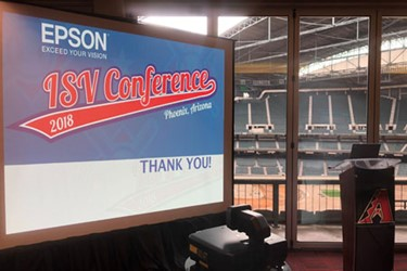Epson ISV Conferece