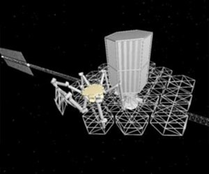 Robot Would Assemble Modular Telescope — In Space