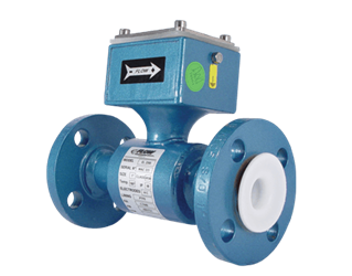 Mag meters for water cycle and industrial process applications from Flow Technology