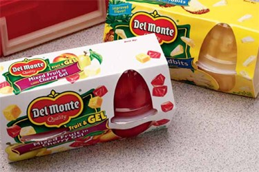 Retorting Fruit Cups At Del Monte