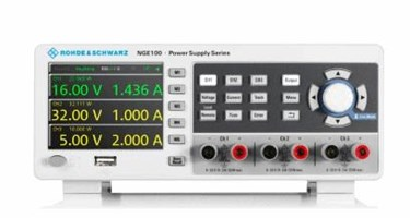 Power Supply Series: R&S®NGE100