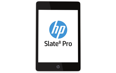 HP Slate 8 Pro Business Tablet
